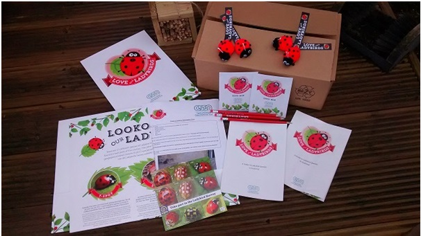 Image of Love Your Ladybirds Schools Kit 2014